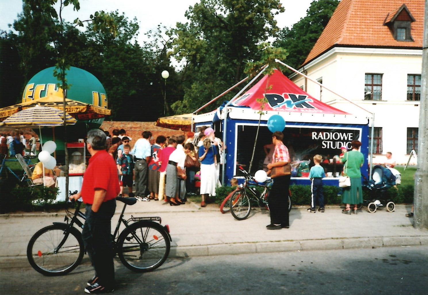 Studio Radiowe w Brodnicy (2000)