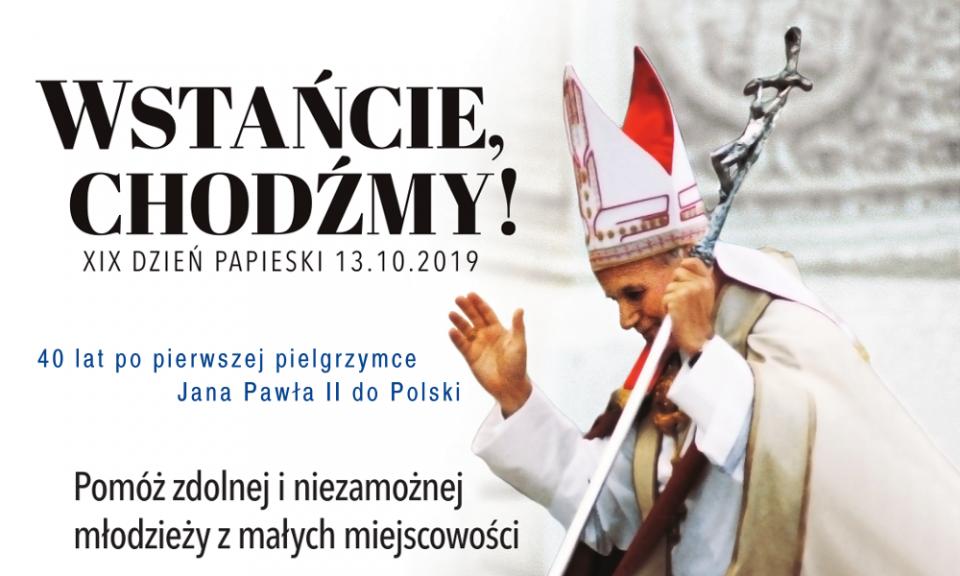 W niedzielę 13 października zaprasza Ewa Dąbrowska