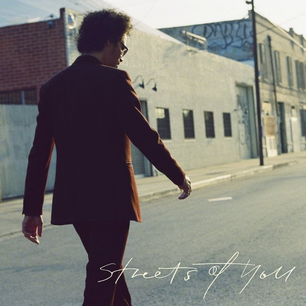"okładka singla ""Streets Of You"""