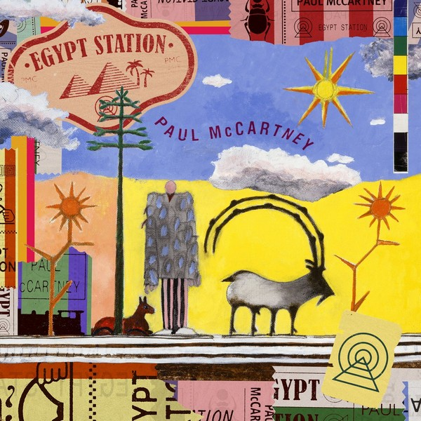 "okładka albumu ""Egypt Station"""