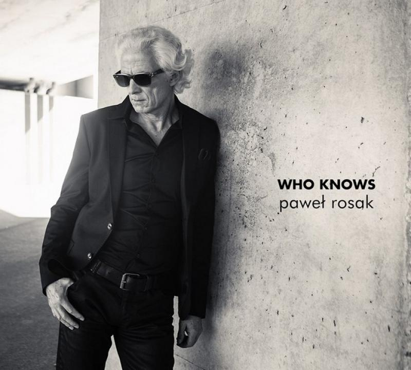 "okładka albumu ""Who Knows"""
