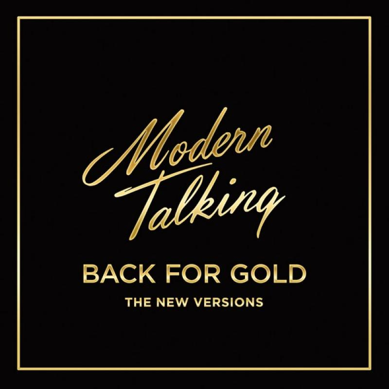 "okładka albumu ""Back For Gold - The New Versions"""
