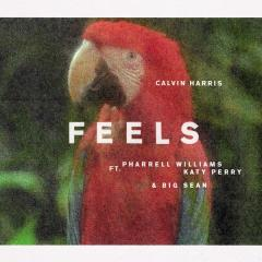 Feels - Calvin Harris feat. Pharrell Williams, Katy Perry & Big Sean
