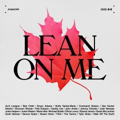 Lean On Me - ArtistsCAN