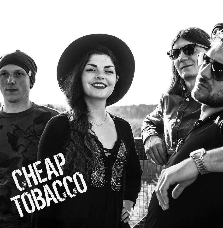 Cheap Tobacco. Fot. facebook.com/cheaptobaccoband