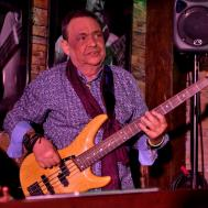 Mark Olbrich Blues Eternity na scenie Hard Rock Pub Pamela w Toruniu. Fot. Wojciech Zillmann