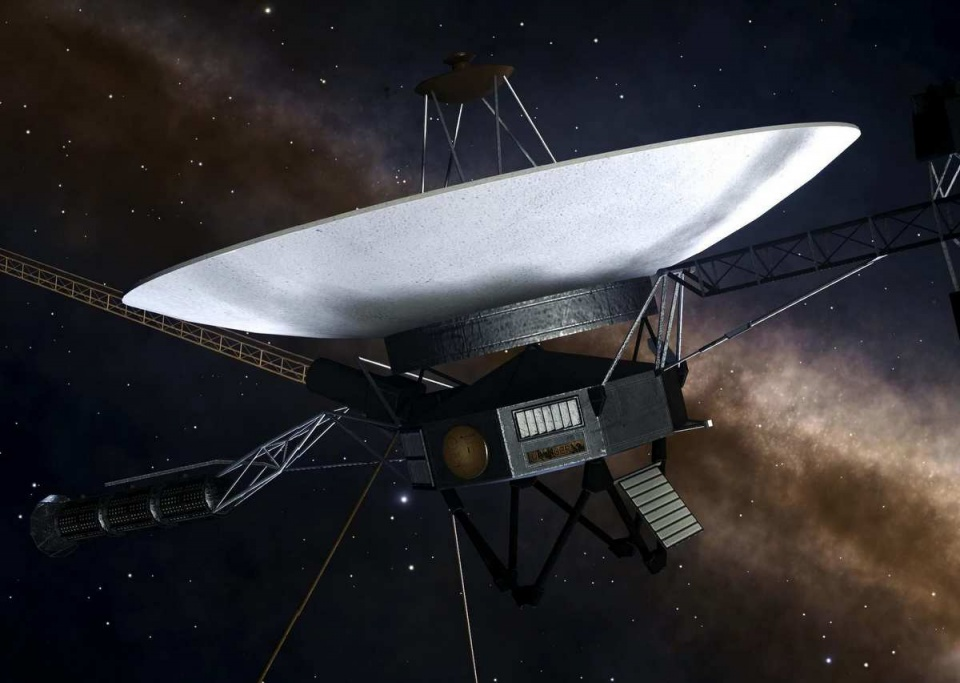 2019-01-28 Voyager interstellar © NASA