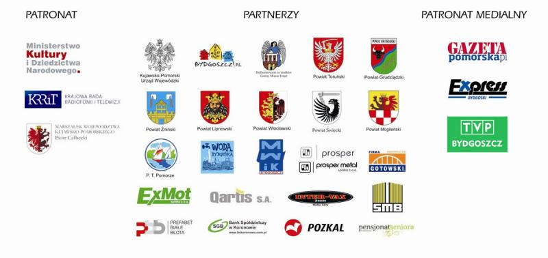 Patrons, sponsors and partners of Grand PiK 2014