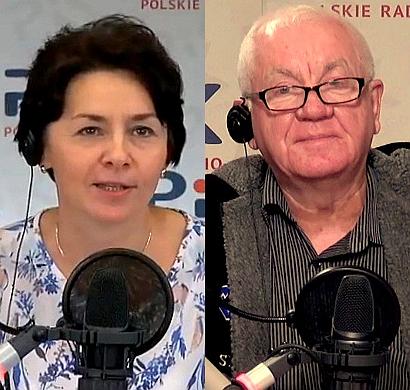Małgorzata Burchardt i Andrzej Krystek