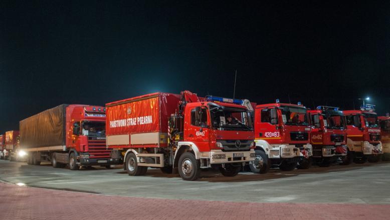 33 машины с гуманитаркой из Польши прибыли на Харьковщину - Цензор.НЕТ 8857