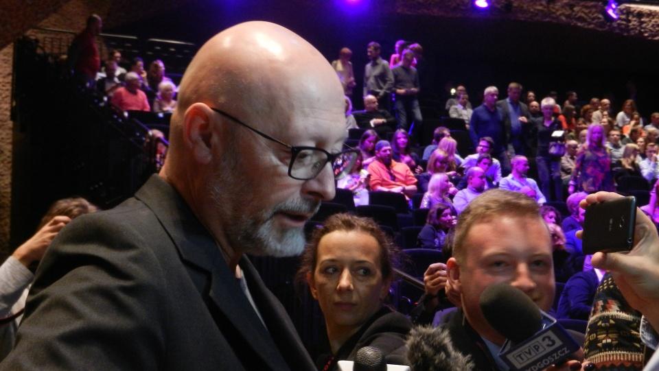 Nagroda Dla Wojciecha Smarzowskiego I Katarzyny żak Na Tofifest