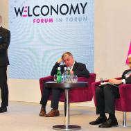 XXIV Welconomy Forum in Toruń. Fot. Ireneusz Sanger