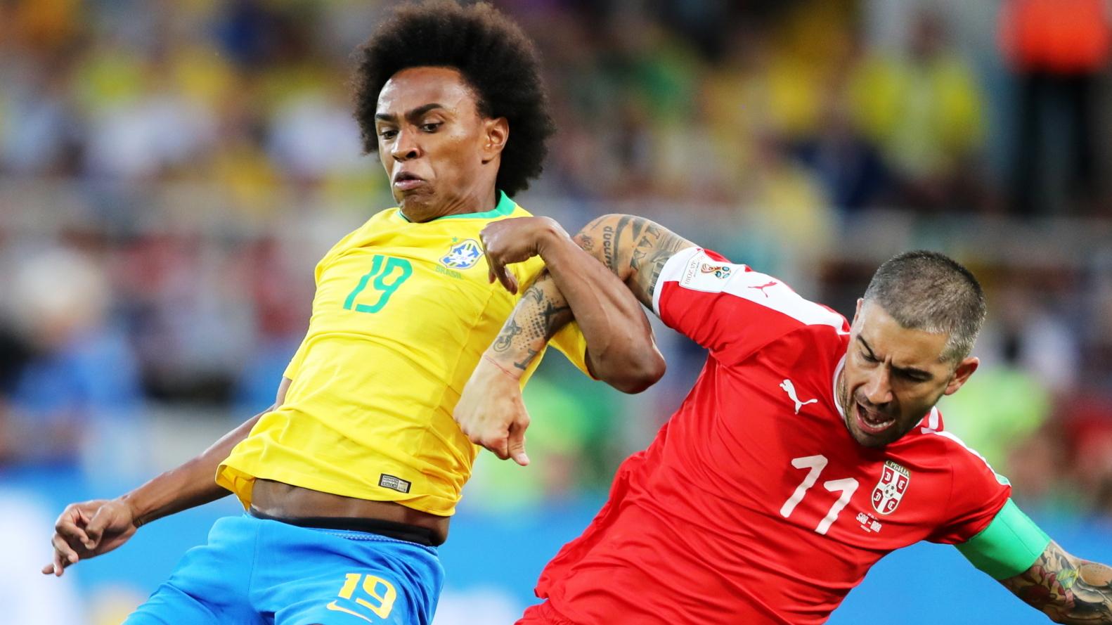 mś 2018 brazylia i szwajcaria w 1 8 finału sport