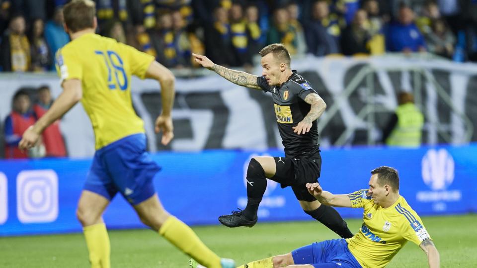 Pi U0142karski Puchar Polski Arka Gdynia Pierwszym Finalist U0105
