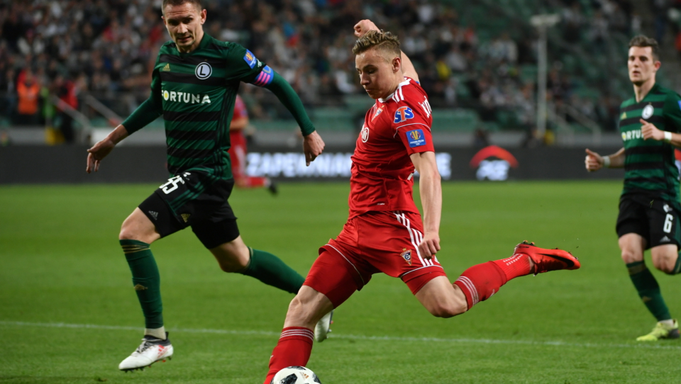 Pi U0142karski Puchar Polski Legia Rywalem Arki W Finale