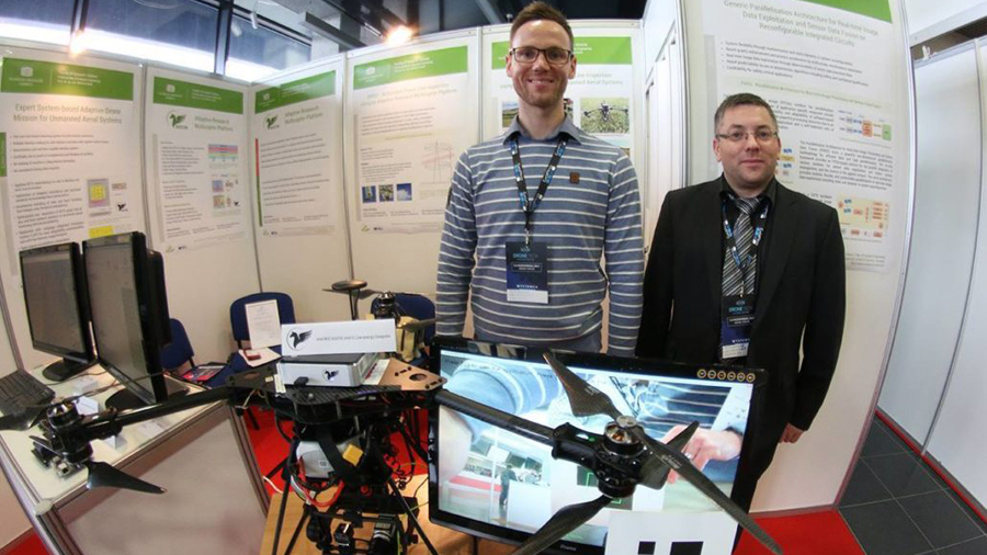 DroneTech World Meeting Toruń 2019./fot. dronetech - poland.com