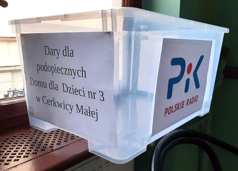 Dołącz do Mikołajkowej zbiórki z Polskim Radiem PiK