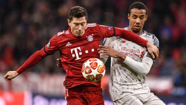 45aa7f100 Piłkarska Liga Mistrzów - Bayern z Robertem Lewandowskim odpadł w 1/8 finału