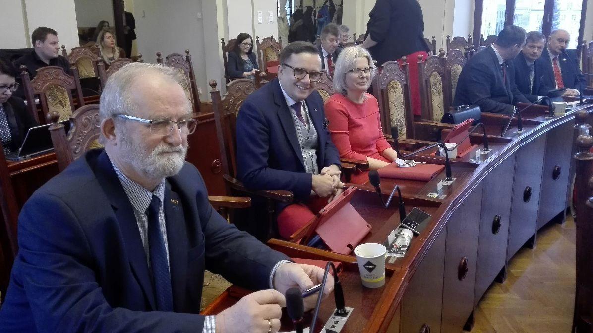 Koalicyjne roszady w w bydgoskiej radzie miasta. Jest nowy wiceprzewodniczący