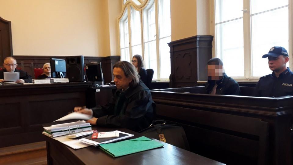 Osiem lat więzienia dla syna adwokata. Sąd Apelacyjny podwyższył karę