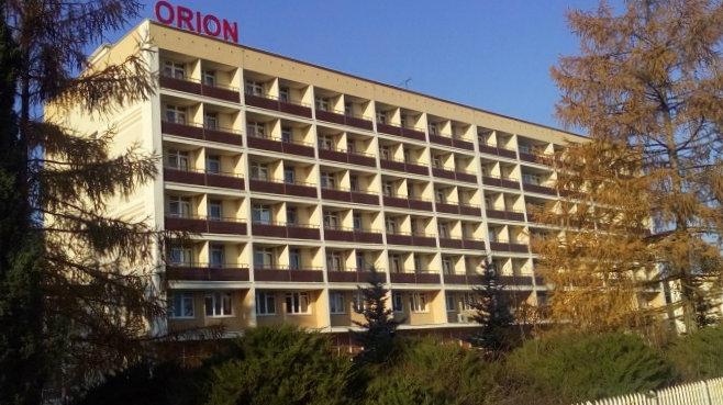 """W sanatorium """"Orion"""" w Ciechocinku powstanie izolatorium dla zakażonych koronawirusem"""